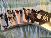 BLAME! Master edition 1,2,3,4,5,6