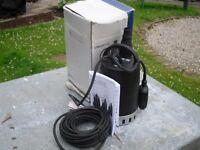 Grundfoss submersable pump