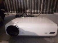 Hd73 theme scene projector