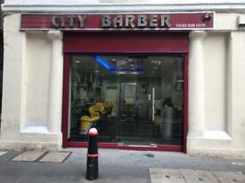 Barber & Hairdresser Reguirement