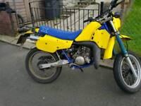 1987 Suzuki ts 125