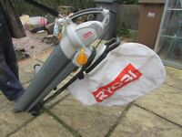 Ryobi RBV 2400vp Electric Mulching Blower / Vac. Excellent condition. Little used.