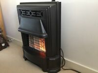 Electric convector fire