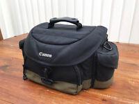 Canon 10eg deluxe bag for DSLR Cameras