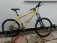 On One 456 cycle of violence mountain bike MEDIUM frame