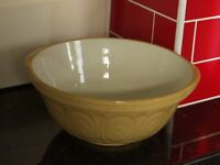 LARGE T.G.Green MIXING BOWL Good Condition