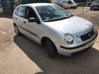 Volkswagen polo 1.4 automatic-5 dr hatch-70k miles-low insurance- part exchange welcome