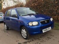SUKI ALTO 1.0 2006 **£30 YEAR ROAD TAX** 12 MONTHS MOT