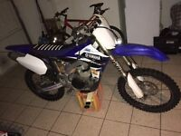 2011 Yamaha 450 mint wee bike