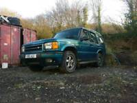 1998 Land Rover Discovery TD5, Spares or Repairs
