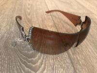 Bulgari diamonte sunglasses