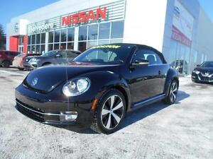 2014 Volkswagen Beetle Convertible 2.0T CONVERTIBLE SPORTLINE HI