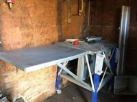 Matabo table chopsaw
