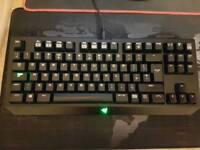 Razer TE gaming keyboard
