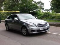 Mercedes-Benz C Class 2.1 C200 CDI SE 4dr,,,,,,,,,,,£5,795 p/x considered