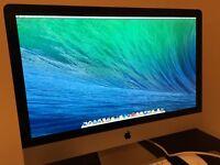 "iMac 27"" mid 2011 model"
