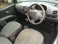 NISSAN MICRA**AUTOMATIC**LADY OWNER**58K MILES**FSH**2 KEYS**HPI CLEAR**