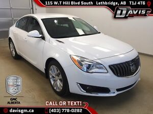Uses-2015 Buick Regal-Heated Leather,Rear Vision Camera