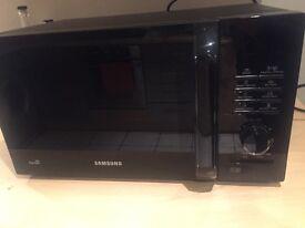 Samsung MS23H3125AK/EU 23 litre 800 watt Solo Microwave for Sale