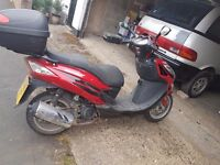 Lexmoto fms 125 scooter