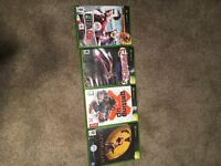 4 Xbox Games for Sale