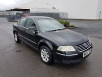 VW Passat- AUTOMATIC! 1.9 TDI PH Highline HEATED LEATHER SEATS. Diesel Very good Condition