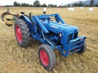 Fordson Dexta in good working order for sale