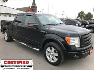 2009 Ford F-150 FX4 ** 4X4, HTD LEATH, TOW PKG **
