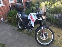 2011 Derbi TERRA 125 ADVENTURE ( Lots of extras ) New mot ready for summer! Credit cards welcome.