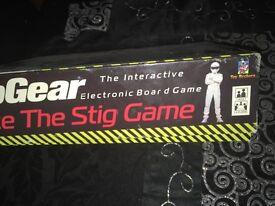 Stig top gear game
