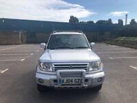 Mitsubishi Shogun Pinin 1.8 MPI Classic Window Van 3dr (SWB)£1,795 p/x (04 reg), 100,000 miles