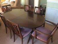 Dinging Table & Chairs