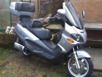 BIG SCOOTER PIAGGIO X9 250 2000/2018