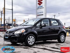 2011 Suzuki SX4 ~Extremely Low KM ~Virtually Brand New ~MUST SEE