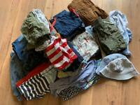 Huge Baby Boy 12-18 Months Clothes Bundle - 55 items!