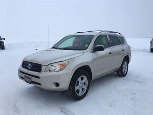 2008 Toyota RAV4 SE Package ***FREE C.A.A PLUS FOR 1 YEAR!***