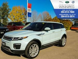 2017 Land Rover Range Rover Evoque HSE *LOCAL ONE OWNER TRADE*