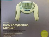LLOYDS PHARMACY BODY COMPOSITION MONITOR