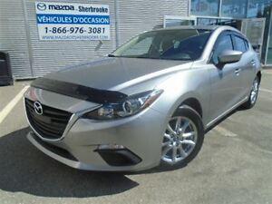 2014 Mazda MAZDA3 GS-SKY HAYON NAVIGATION AUTOMATIQUE CLIMATISEU