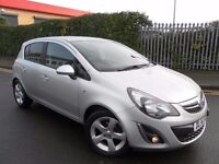 2014 VAUXHALL CORSA 1.4 SXI 5 DOOR LOW MILEAGE CHEAP TO RUN GREAT CONDITION