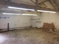 Workshop / Storage / Garage Office light commercial unit to let -500sq ft / 48sqm