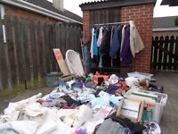 For Sale Job Lot of Car Boot Items