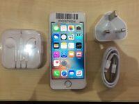 IPHONE 5S GOLD/ VISIT MY SHOP./ UNLOCKED / 16 GB/ GRADE B / SHOP WARRANTY + RCEIPT