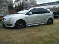FORD FOCUS ST 225 TURBO NEW MOT FSH VERY SMART CLEAN EXAMPLE NO OFFERS MAY PX