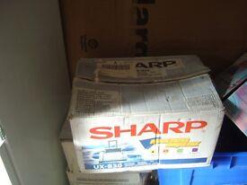 sharp ux-b30 fax machine