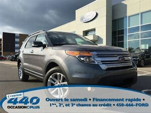 2014 Ford Explorer XLT 4X4 * MyFord Touch *