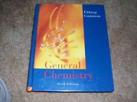 General Chemistry by Ebbing Gammon Large Hardback