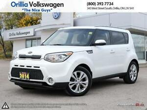 2014 Kia Soul NEW FRONT BRAKES/ CLEAN CARPROOF/ REAR VIEW CAMERA