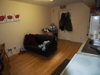 A Large First Floor Studio Flat