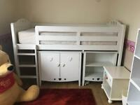NEXT cabin bed (Lucy) plus more